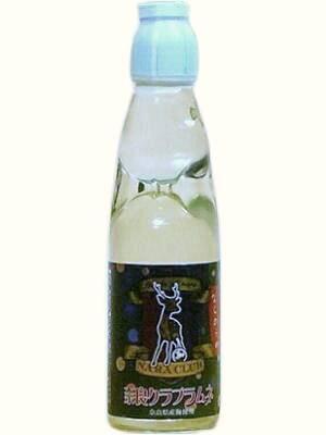 奈良クラブラムネ 200ml瓶